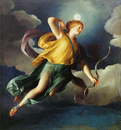 Diana. Anton Raphael Mengs