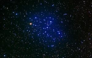 Cúmulo de la Mariposa. M 6 (NGC 6405) Escorpio