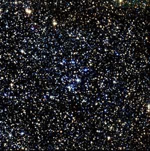 Messier 18. Sagitario