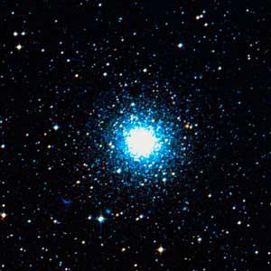 Messier 75. Sagitario