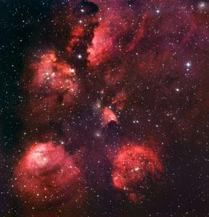 NGC-6334-Garra-gato-Scorpius