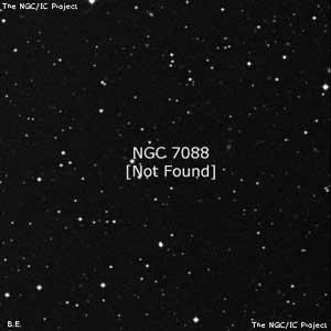 NGC 7088 Nebulosa Infotografiable. Acuario