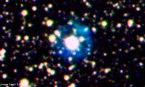 Objeto de Sakuray V4334. Sagitario