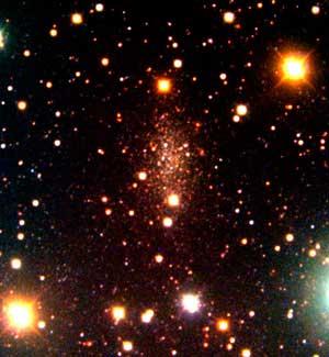 PGC 3792 Enana de Pisces. Piscis