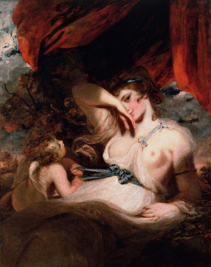 Venus-y-Cupido.-Joshua-Reynolds