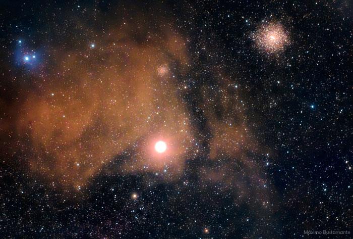 Antares IC-4606-Nebulosa-