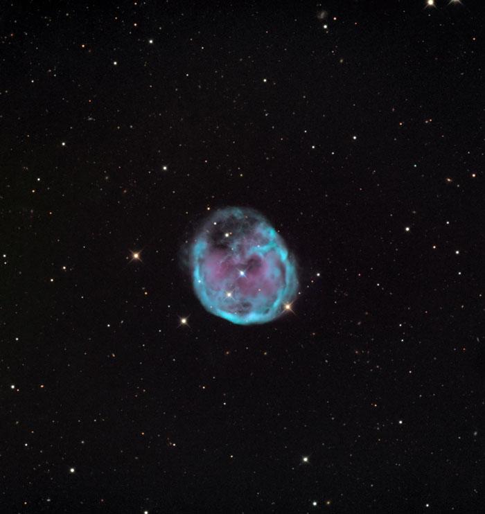Skull Nebula or Cetus Ring