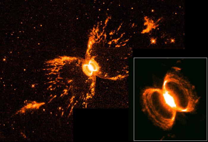 Crab nebula  Taurus A. M 1 - NGC 1952