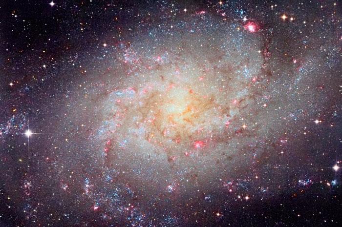 Pinwheel Galaxy or Triangulum Galaxy