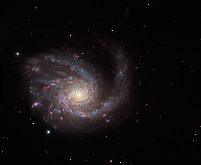 Coma Pinwheel Galaxy