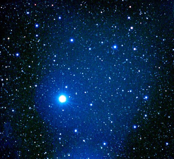 Epsilon Orionis Nebula