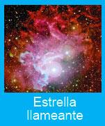 Estrella-llameante
