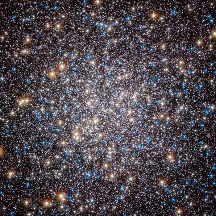 Great Cluster, Hercules Cluster, M 13 - NGC 6205