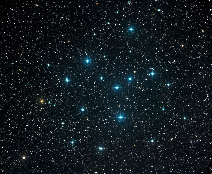 Great Cluster Ophiuchus