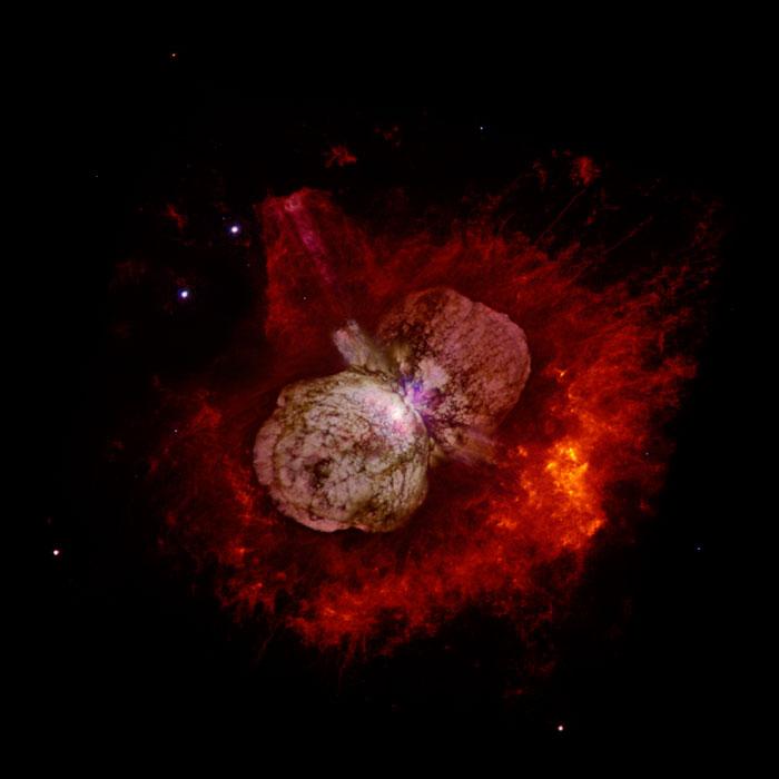 Homunculus  Eta Carinae