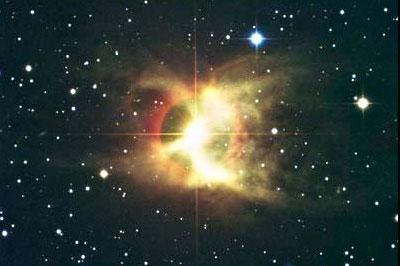 Butterfly Nebula or Toby´s Jug Nebula