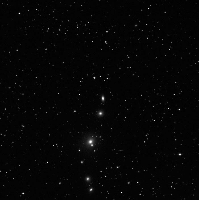 Pisces ChainNGC 379,- NGC 380 - NGC 382 - NGC 385: Arp 331