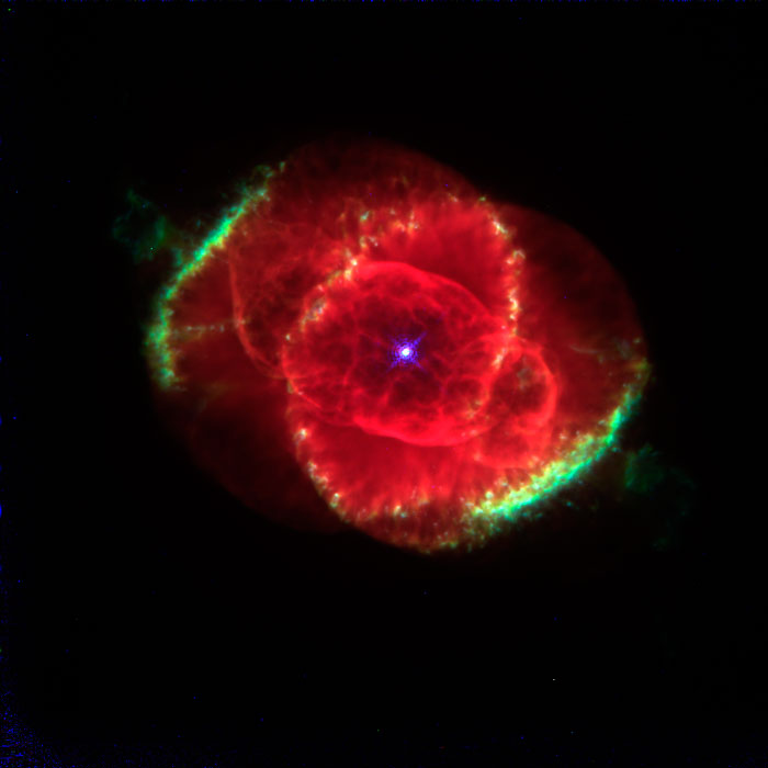 Cat Eye Nebula NGC 6543