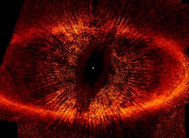 Eye of Sauron Fomalhaut