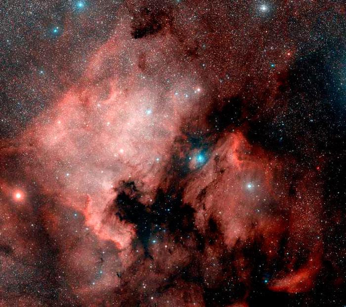 Pelican Nebula IC 5070