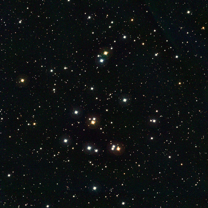 Praesepe (latín) Beehive Cluster M 44 - NGC 2632