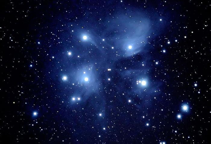 Pleiades M 45 - Mel 22