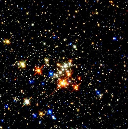 Quintuplet Cluster IRAS 17430-2848