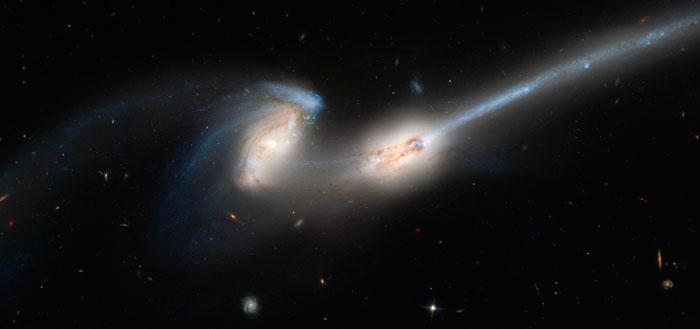 Mice GalaxiesNGC 4676