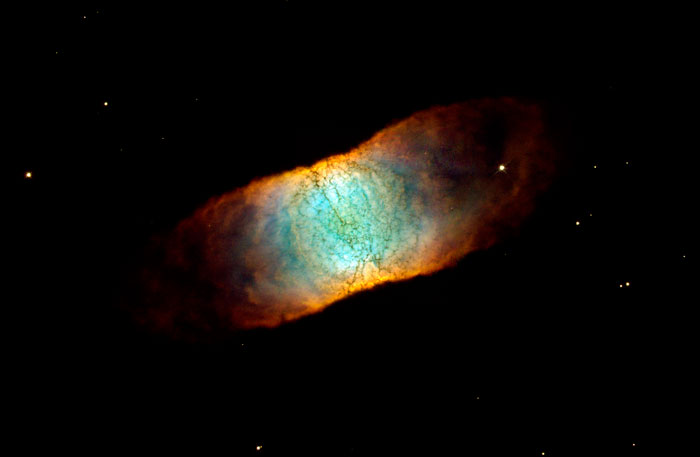 Retina NebulaIC 4406