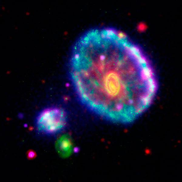 Cartwheel Galaxy ESO 350-40