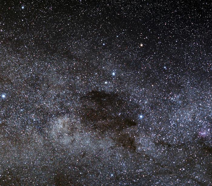 Coalsack nebula Caldwell 99