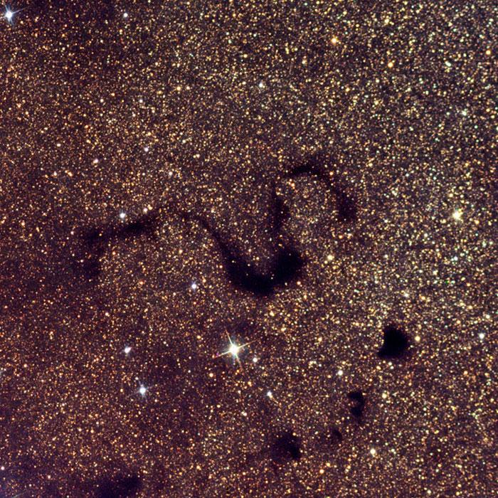 Snake Nebula or S Nebula B 72