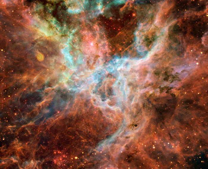 Tarantula Nebula NGC 2070