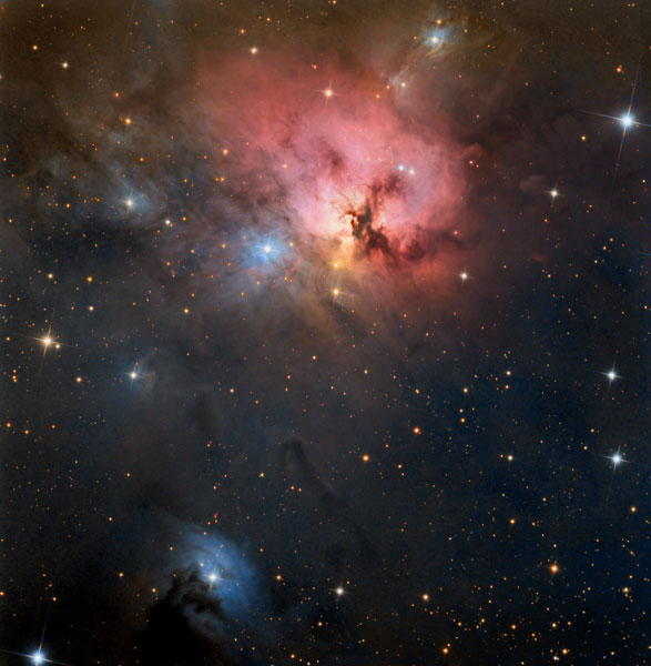 The Northern Trifid NGC 1579