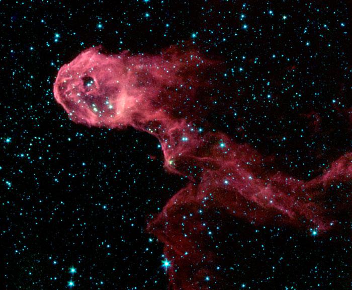 Elephant Trunk Nebula IC 1396