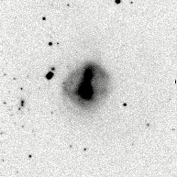 Carafe Galaxy and Carafe Group ESO 202-G23