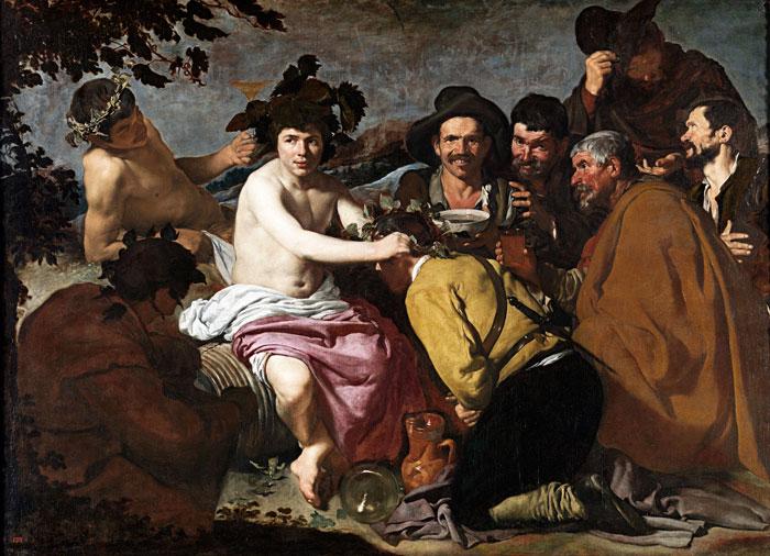 Baco, el dios del vino
