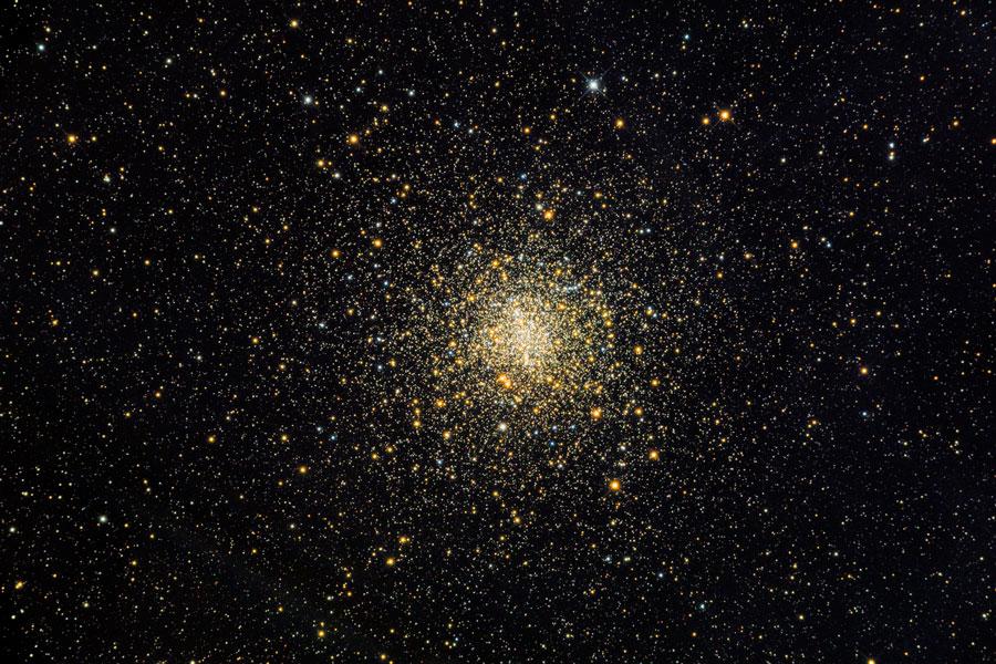 M4-NGC 6121. Guía astronómica