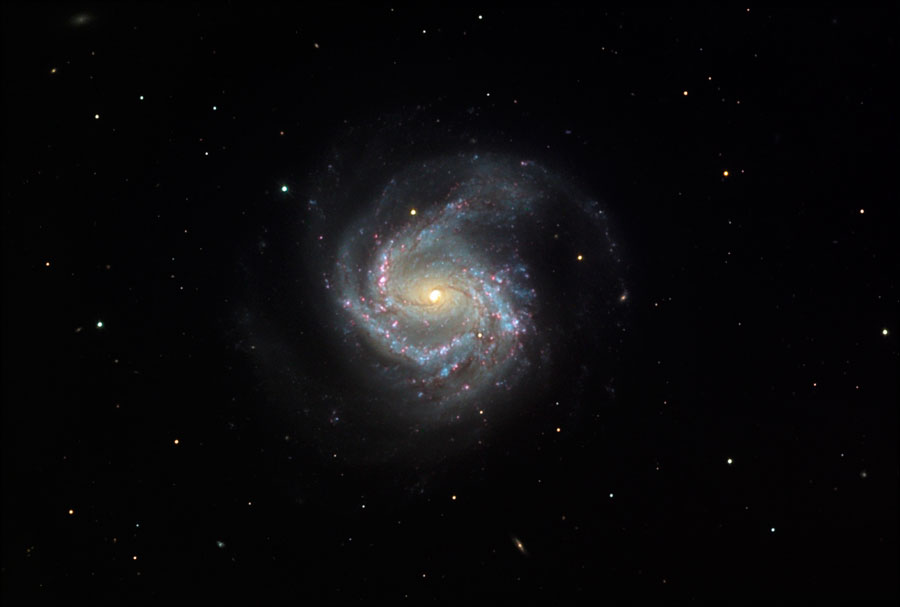 M61-NGC 4303. Virgo