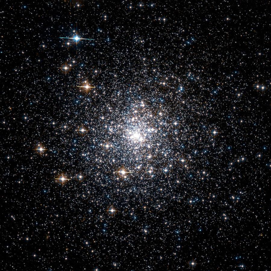 M 70 - NGC 6681. Sagitario