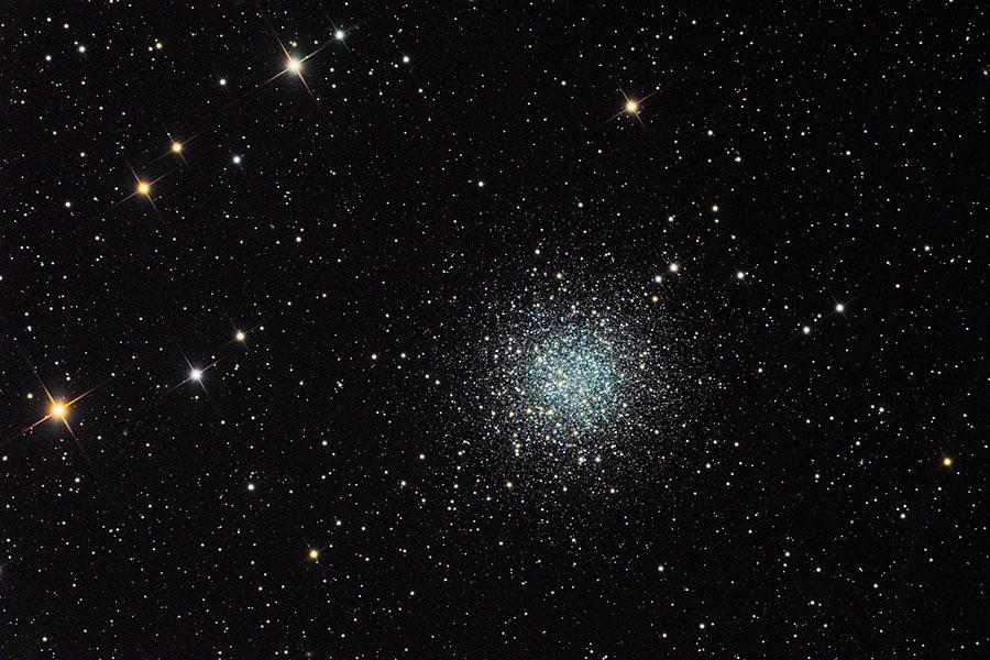 NGC 5897. Libra