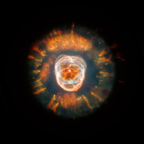 Nebulosa Payaso o Esquimal