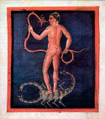 Las doce o trece constelaciones del zodiaco