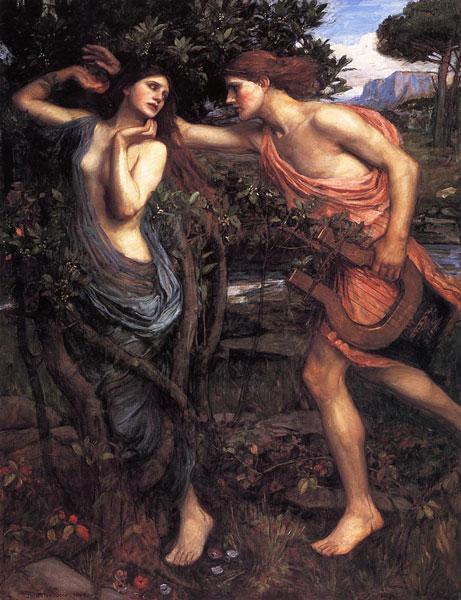 Apolo, sus amores y sus hijos