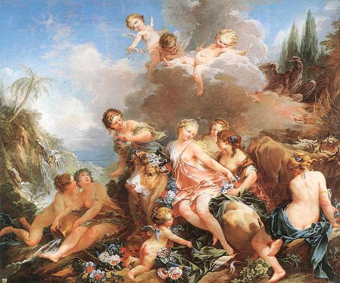 Amores de Júpiter