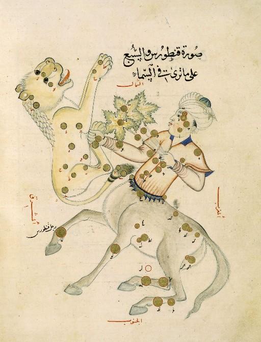 Breve historia de las constelaciones